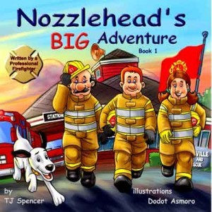 Dodot Asmoro is the illustrator for the TJ Spenser's Nozzlehead series
