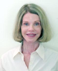 Sue de Cuevas, author of Polarity Bear Tours the Zoo