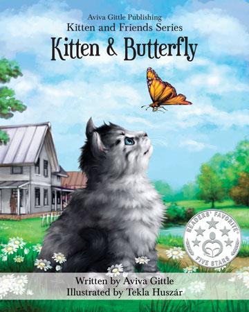 kitten_butterfly