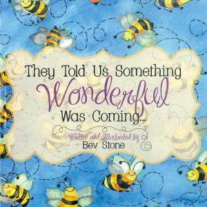 They Told Us Something Wonderful Was Coming by Bev Stone