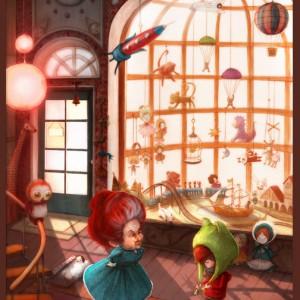 Illustration: Freccia Azzura