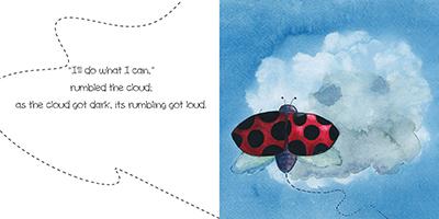 Red and Black Ladybug22-2